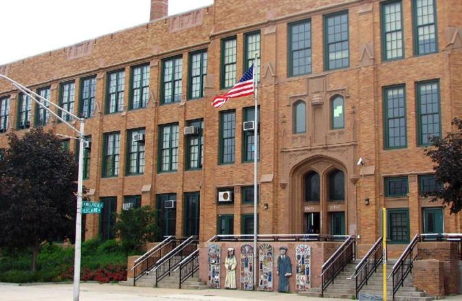 Foreman High School Chicago
