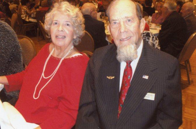Hannah Femrite's son, John Pomeroy and Donna Pomeroy