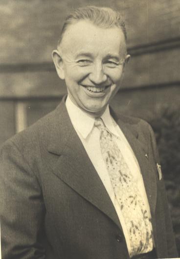 Ragnvald Duesund Bergeson