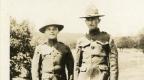 Ragnvald went to war in 1918