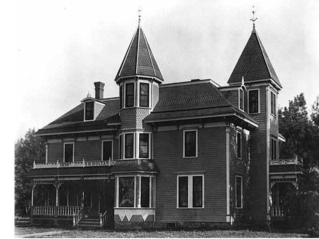 SH Holtan House