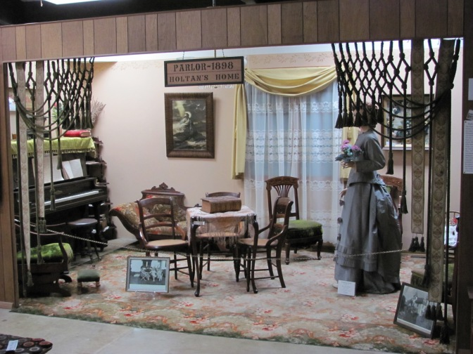 Parlor from SH Holtan House
