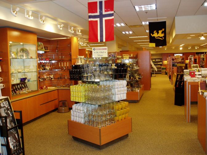 St. Olaf College Bookstore