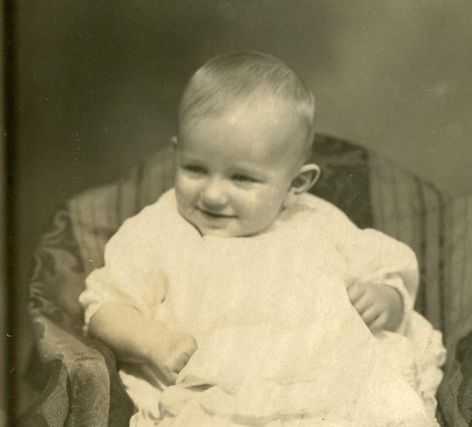 Baby Ragnvald