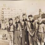 Scouting and Grandpa Ragnvald