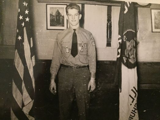 Norm earns Eagle Scout